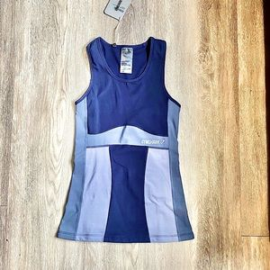 Gymshark (NWT) Illusion Vest - Blue - XS *FIRM $*